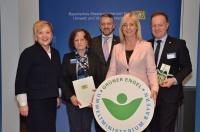 Brigitta Brunner, Ursula Kunz, Thomas Huber MdL, Ulrike Scharf MdL, Robert Niedergesäß