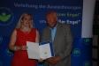 Bild vergrößert sich per Mausklick: Hilmar Wagner und Staatssekretärin Melanie Huml