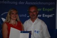 Willibald Männlein und Staatssekretärin Melanie Huml
