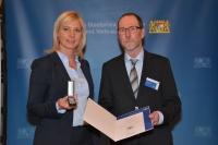 Verleihung Gruener Engel am 03.12.2015
