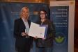 Bild vergrößert sich per Mausklick: Verleihung Gruener Engel am 03.12.2015