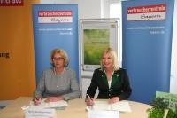 Beitritt der Verbraucherzentrale Bayern e.V. zur Bayerischen Klima-Allianz