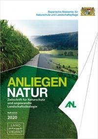 Titelbild ANLiegen Natur 42/2
