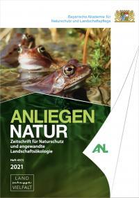 Titelbild ANLiegen Natur 43/1