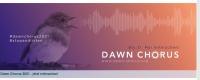 #DawnChorus2021
