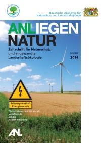 Schwerpunktthema von Ausgabe 36/1 von ANLiegen Natur ist die Energiewende.