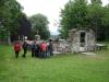 Die ehemalige Ortschaft Hůrka ist Ziel der grenzüberschreitenden Wanderung am Sonntag, 17. Juni. (Foto: Petra Jehl/Nationalpark Bayerischer Wald).