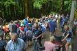 Die Förderung und Inklusion von Menschen mit Handicap spielen im Nationalpark Bayerischer Wald eine bedeutende Rolle. Im vergangenen Jahr wurde im Waldspielgelände Spiegelau zum Beispiel der Blindenaktionstag durchgeführt (Foto: Thies Hinrichsen / Nationalparkverwaltung Bayerischer Wald).