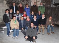 Nach einer Führung durch die Zwieseler Dampfbierbrauerei stellte sich die Expertengruppe zum gemeinsamen Erinnerungsfoto auf.  (Foto: Nationalpark Bayerischer Wald)