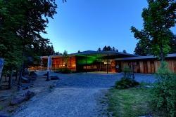 Das Haus zur Wildnis in Ludwigsthal. (Foto: Nationalpark Bayerischer Wald)