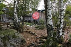 Das Hans-Eisenmann-Haus in Neuschönau. (Foto: Wolf/Nationalpark Bayerischer Wald)