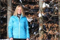 """Waldführerin Regina Kölbl: """"Lust auf eine Horizonterweiterung, die viel Spaß macht? Dann bewerbt euch!"""" (Foto: Gregor Wolf/Nationalpark Bayerischer Wald)"""