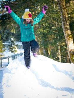 Jede Menge Spaß verspricht das Kinderferienprogramm des Nationalparks. (Foto: Daniela Blöchinger)