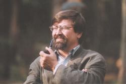 Karl Friedrich Sinner leitete den Nationalpark Bayerischer Wald von 1998 bis 2011. (Foto: Herbert Pöhnl)