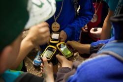 Ferienspaß im Nationalpark garantiert etwa eine digitale Schnitzeljagd und viele weitere tolle Aktionen. (Foto: Irene Gianordoli/Nationalpark Bayerischer Wald)