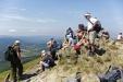 Auch Exkursionen in die über 1300 Meter hoch gelegenen Gipfellagen des Bieszczady-Nationalpark standen auf dem Programm.  (Foto: Steffen Krieger)