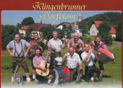 Am Samstag, 26. Januar, geben die Klingenbrunner Dorfblosn ein Neujahrskonzert im Waldgeschichtlichen Museum. (Foto: Klingenbrunner Dorfblosn)