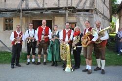 Am Sonntag, 18. Februar, geben Die Fränkischen ein Konzert im Haus zur Wildnis. (Foto: Die Fränkischen)