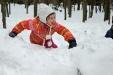 Spaß in der Natur haben und viel Neues entdecken, das verspricht das Kinderferienprogramm des Nationalparks Bayersicher Wald. (Foto: Gregor Wolf/Nationalpark Bayerischer Wald)