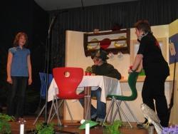 """Theaterstück der Realschule Freyung """"Freyung und sein Wolf"""""""