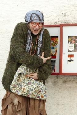 Gerti Gehr. Foto Felgenhauer