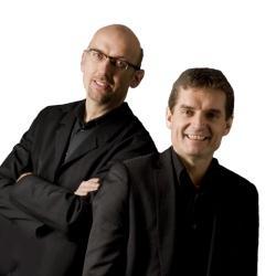 Hubert Treml und Franz Schuier alias B.O.S.S.