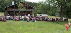 Sommer-Wald-Picknick auf dem Tummelplatz (Foto: Herbert Pöhnl)