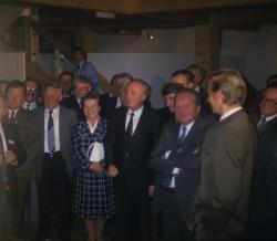 Eröffnung des Waldgeschichtlichen Museums (Foto: Archiv WGM)