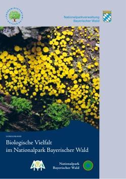 """Sonderband """"Biologische Vielfalt im Nationalpark Bayerischer Wald"""""""