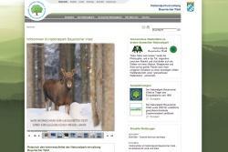 Neuer Web-Auftritt der Nationalparkverwaltung