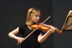 """Zum 49. Mal stellten sich junge Nachwuchskünstler beim Wettbewerb """"Jugend musiziert"""" den Juroren. Die Besten sind nun in einem Preisträgerkonzert im Haus zur Wildnis zu erleben."""