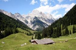 Bindalm im Klausbachtal