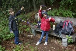 In kurzweiligen und lehrreichen Veranstaltungen die Kinder und Jugendliche an die Natur im Nationalpark heranzuführen sieht die Nationalparkverwaltung als Ziel des umfangreichen Ferienangebotes