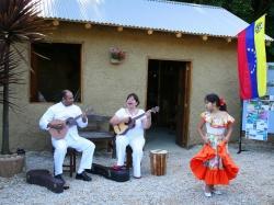 So wie bei der Eröffnung der Cabaña wird auch beim Tag der offenen Tür wieder venezolanische Lebensfreude zu spüren sein
