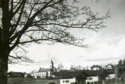 Historische Aufnahme St. Oswald