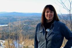 Leitet seit Dezember 2013 die Presse- und Öffentlichkeitsarbeit des Nationalparks Bayerischer Wald: Dr. Kristin Beck.
